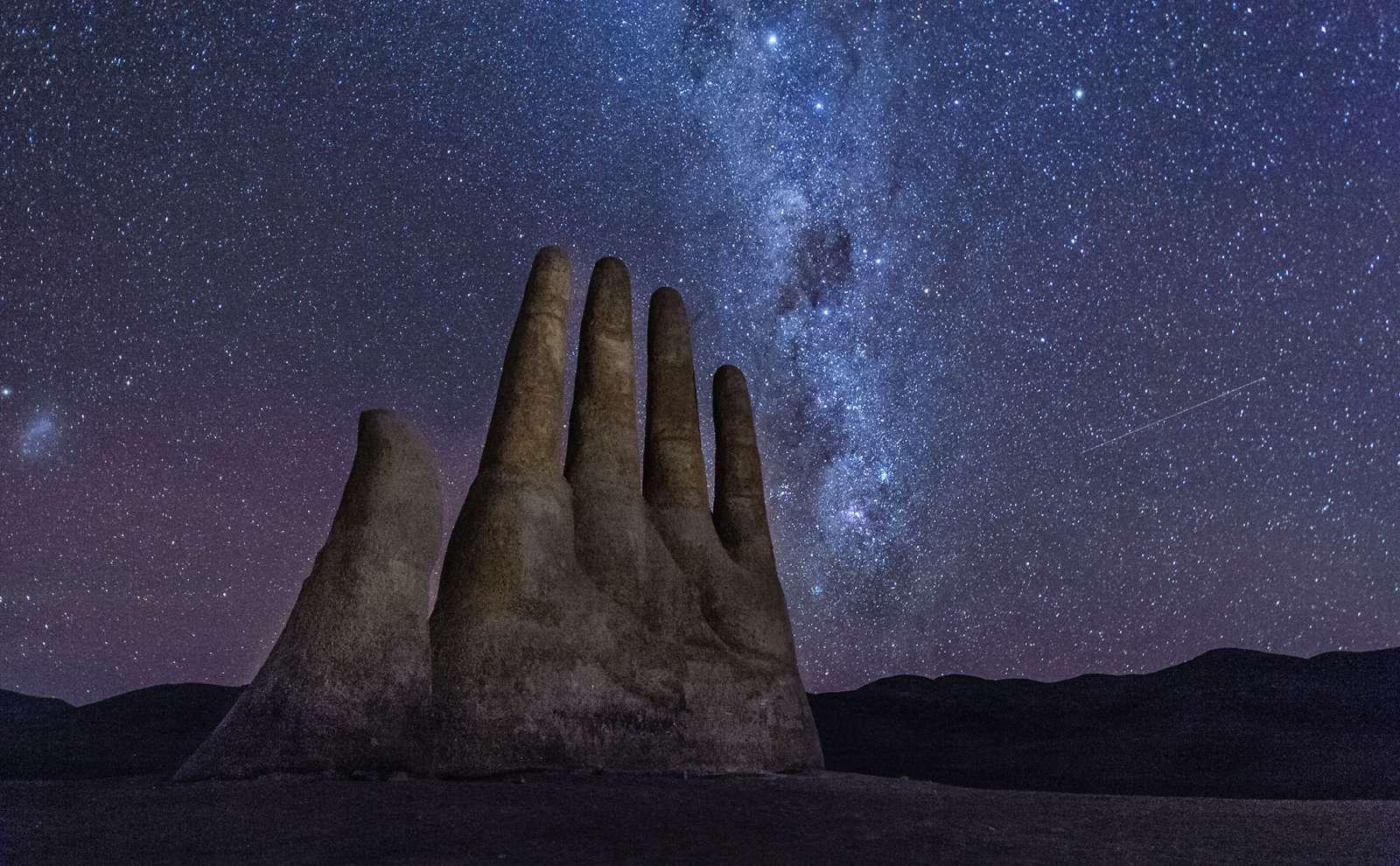 Fotografiando en el desierto de Atacama, Chile. 8