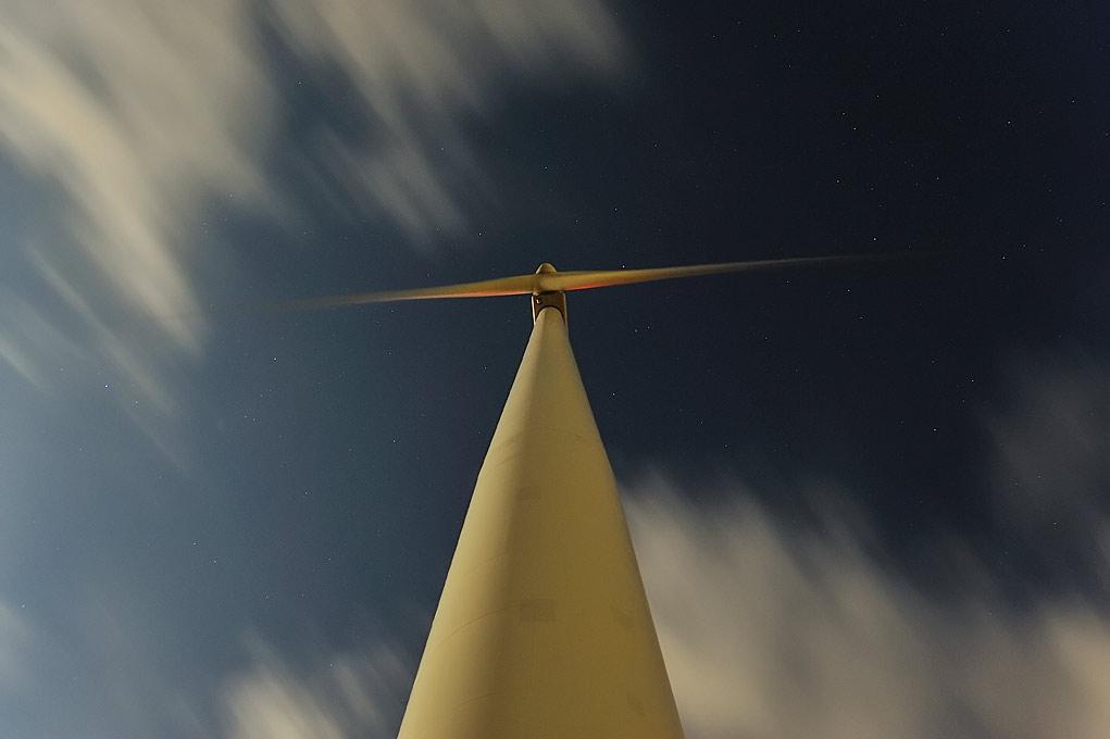 Fotografiar aerogeneradores 1