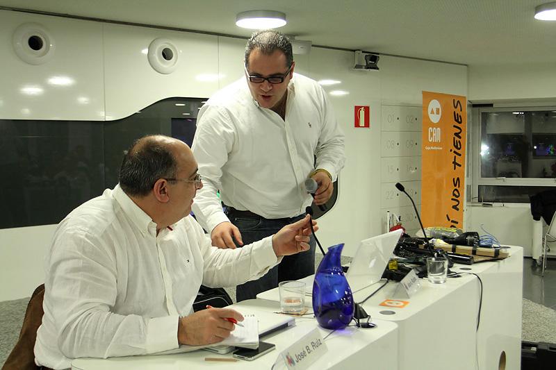José Benito y Mario Rubio 5