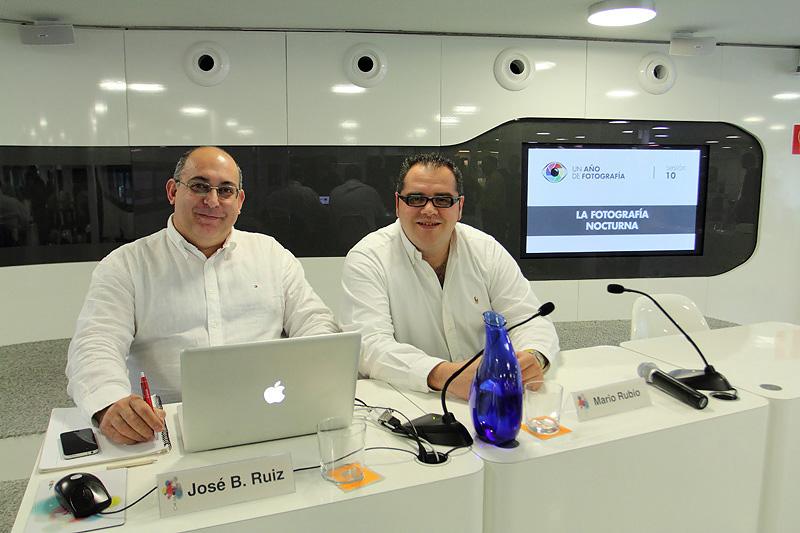 José Benito y Mario Rubio 1