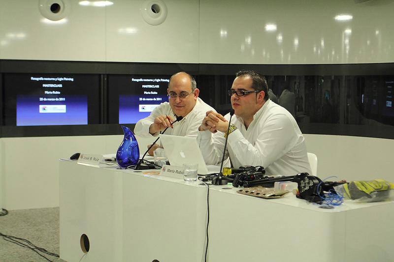 José Benito y Mario Rubio 7