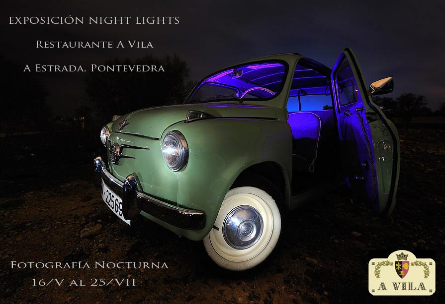 Exposición en A Estrada. Pontevedra. Mayo-Julio 1