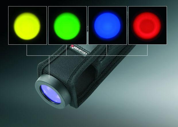 Filtros para linternas Led Lenser 1