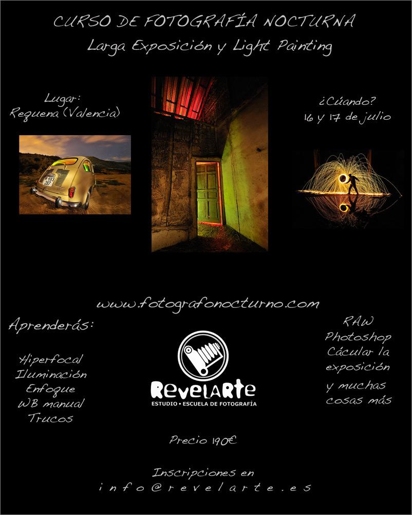 Curso en Requena-Valencia. 16-17 de julio. CURSO COMPLETO. Abierta lista de espera. 1