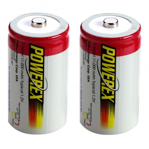 POWEREX para Led Lenser X21 1