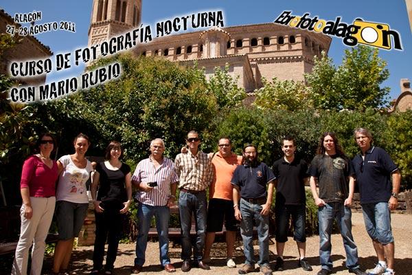 Vídeo resumen del curso de Alagón, Zaragoza 1