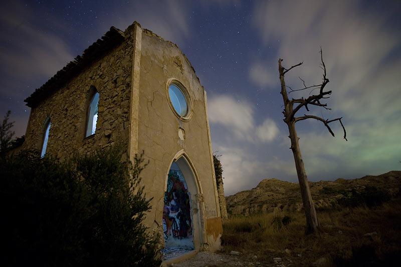Alicante nocturno con Afali Lucentum 2