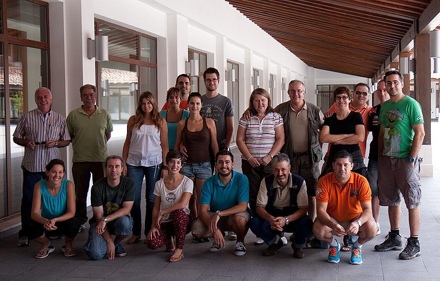 Club CAM de Alicante en Requena, Valencia 8