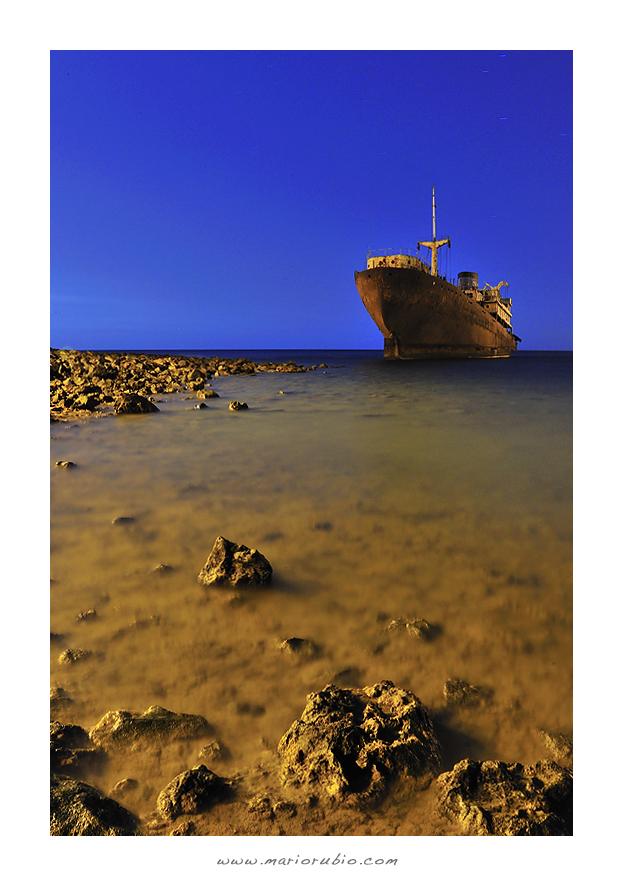Lanzarote. 10-11 de marzo. 10