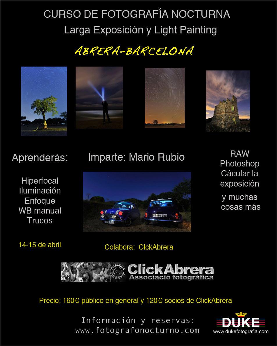 Barcelona-Abrera 14-15 de abril 1