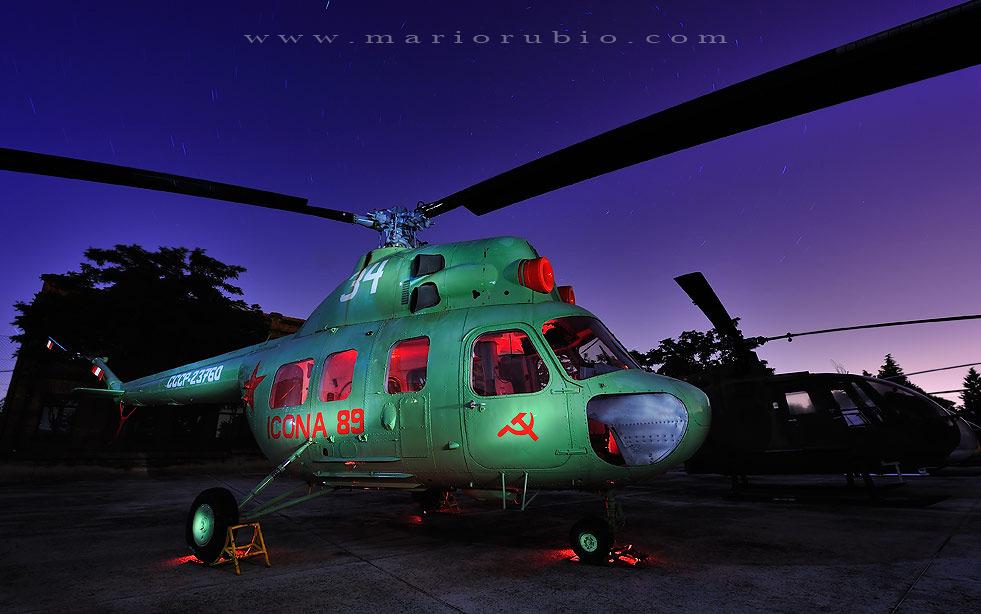 Vehículos, autogiros, helicópteros y aeronaves 9