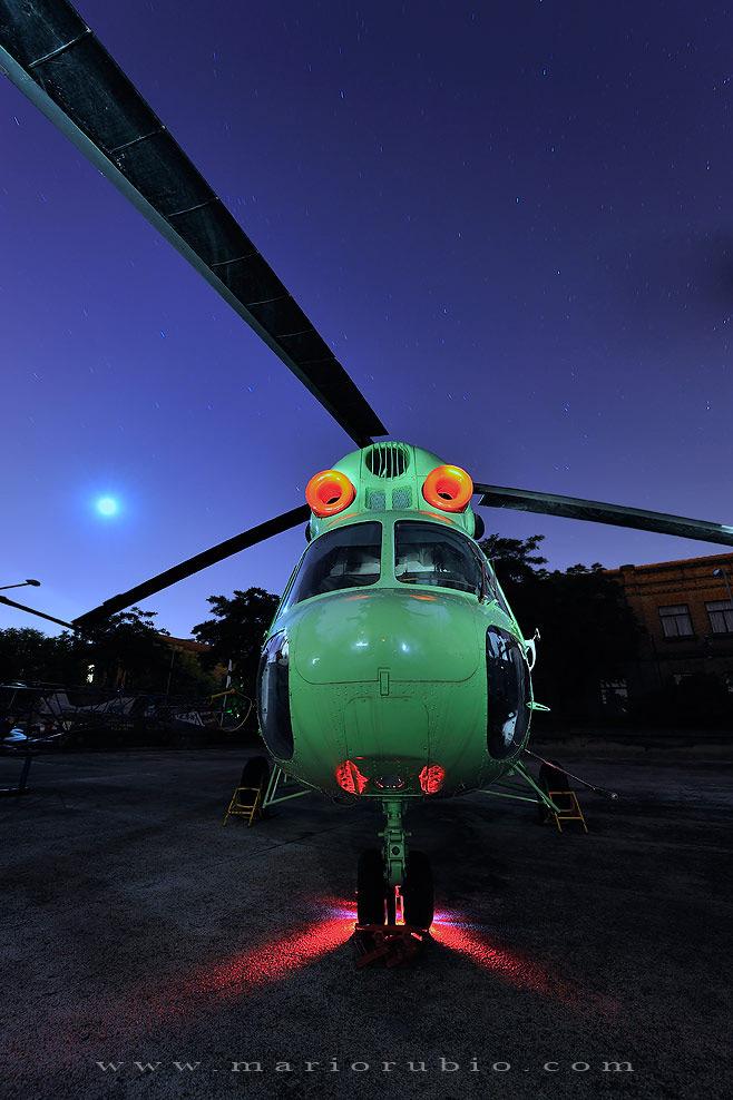 Vehículos, autogiros, helicópteros y aeronaves 10