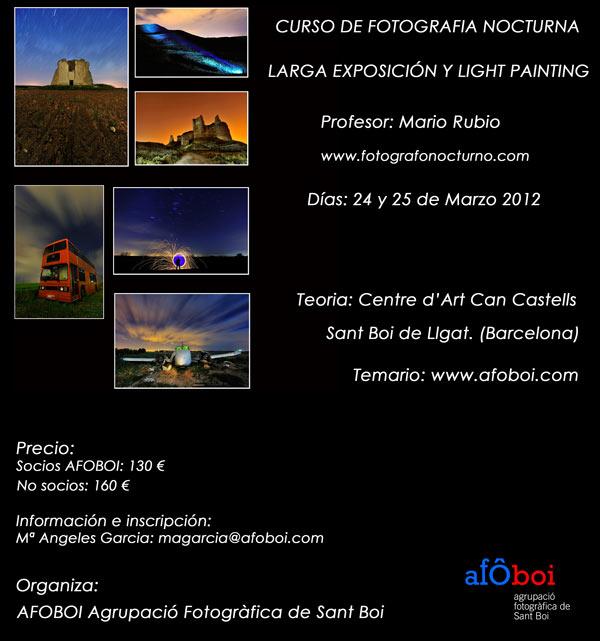 Barcelona- Sant Boi de Llgat. 24-25 de marzo. COMPLETO. Lista de espera abierta 1