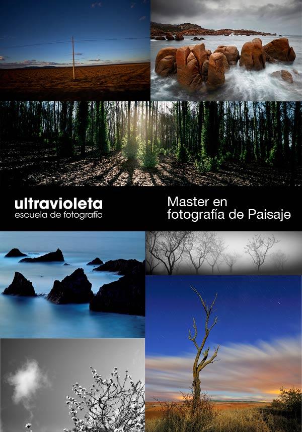 Máster en fotografía de paisaje en Madrid 1
