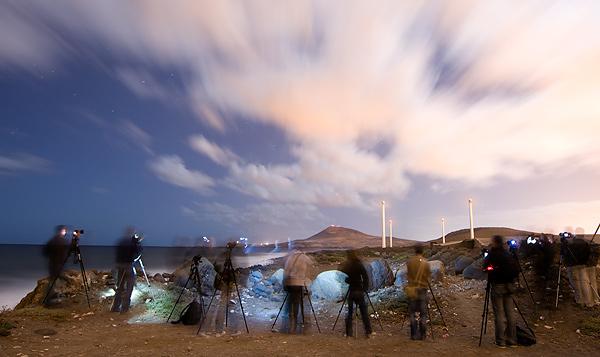 Bajo la luna de Canarias 3