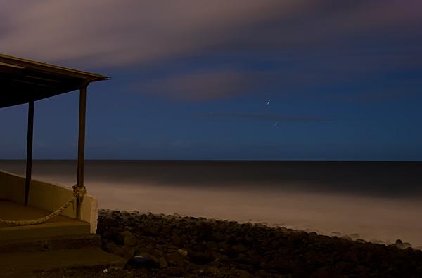 Bajo la luna de Canarias 9