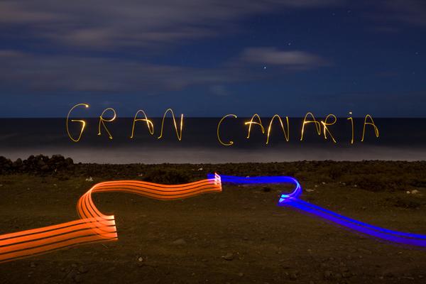 Bajo la luna de Canarias 12