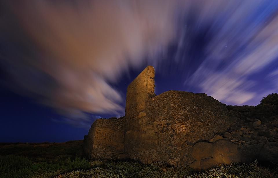 Bajo la luna de Canarias 14