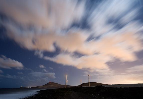 Bajo la luna de Canarias 10