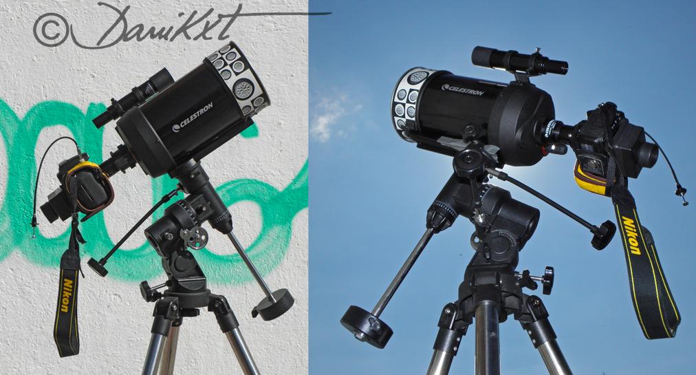 Dani Caxete: Astrofotógrafo 2
