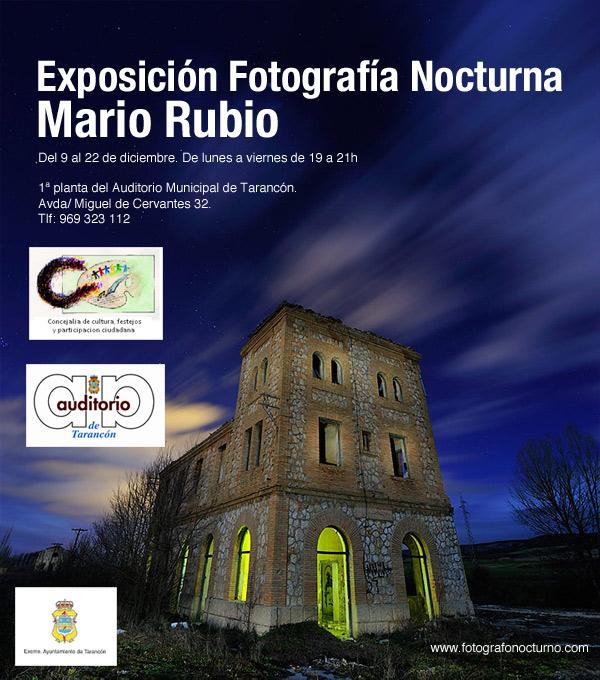 """Exposición """"Night Lights"""" en Tarancón 1"""