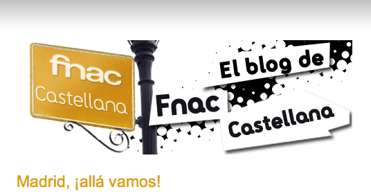 Masterclass en FNAC CASTELLANA de Madrid el 30 de marzo 1