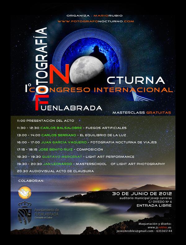 1ª Convención Internacional sobre Fotografía Nocturna 1