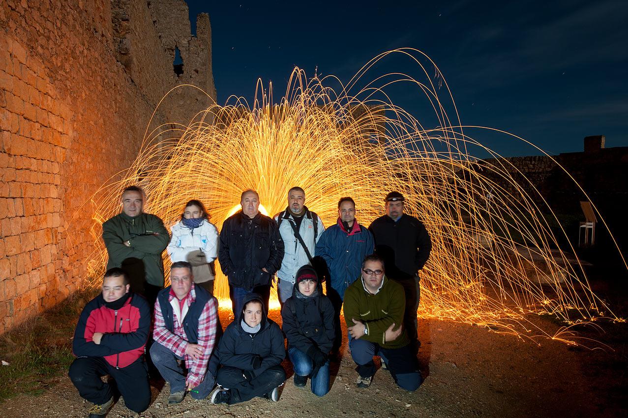 Noctambuleando en el castillo de Gormaz 1