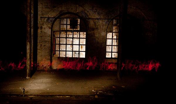 Las noches de Zaragoza con la escuela Diaporama 1