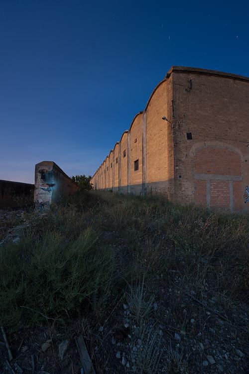 Las noches de Zaragoza con la escuela Diaporama 9
