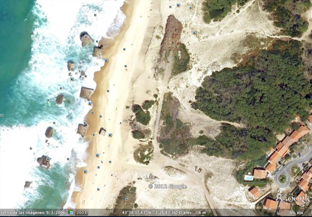 Reportaje: Bunkers de la costa atlántica 16