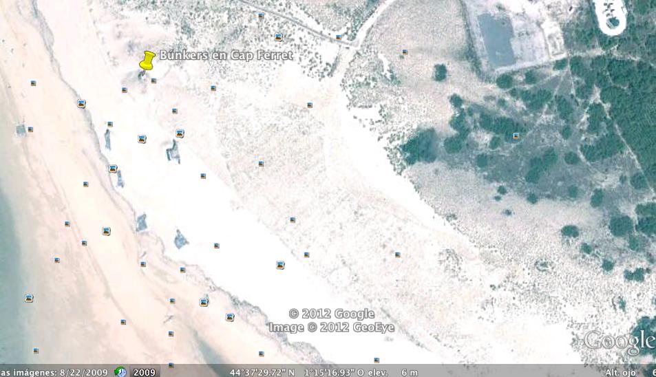 Reportaje: Bunkers de la costa atlántica 17