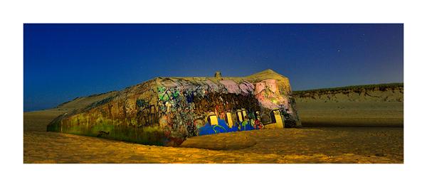 Reportaje: Bunkers de la costa atlántica 10