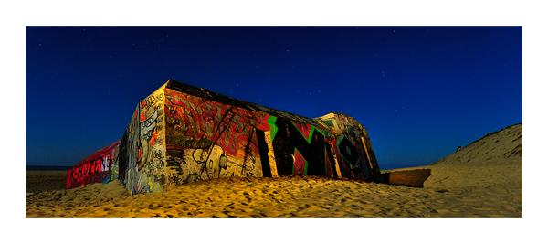 Reportaje: Bunkers de la costa atlántica 7