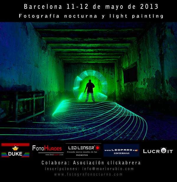 Barcelona. 11-12 de mayo 1
