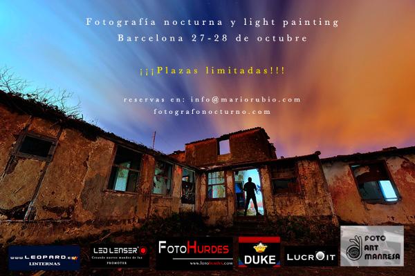 ¡¡¡COMPLETO!!! Curso en Barcelona. 27-28 de octubre 2