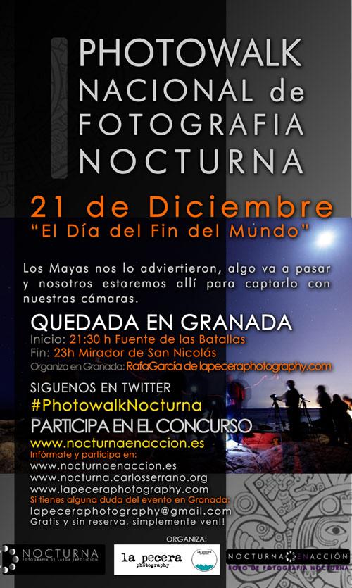 Photowalk nocturno en Madrid el 21 de diciembre 9