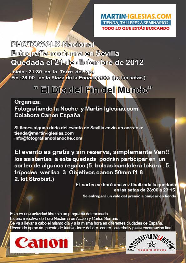 Photowalk nocturno en Madrid el 21 de diciembre 7