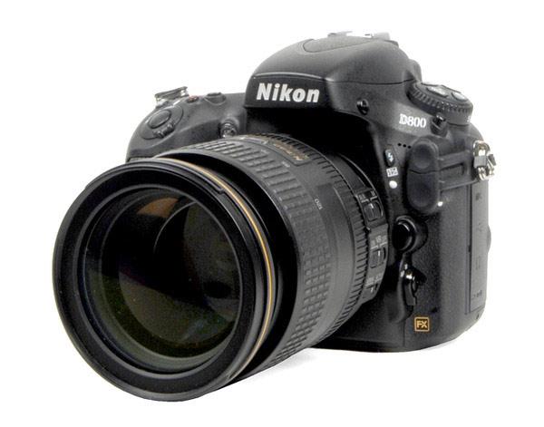 Nikon D800 en fotografía nocturna 4
