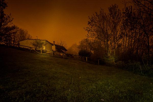 Nikon D800 en fotografía nocturna 14