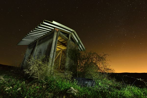 Nikon D800 en fotografía nocturna 5