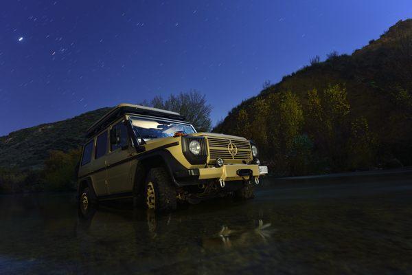 Nikon D800 en fotografía nocturna 11