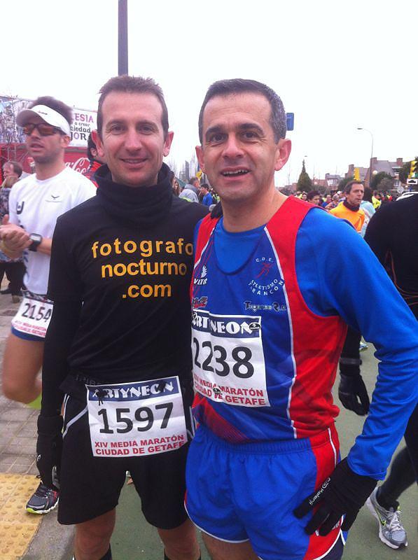 Media Maratón de Getafe 1