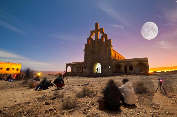 De nocturnas por la leprosería de Abades en Tenerife 15