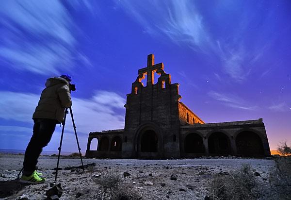 De nocturnas por la leprosería de Abades en Tenerife 10