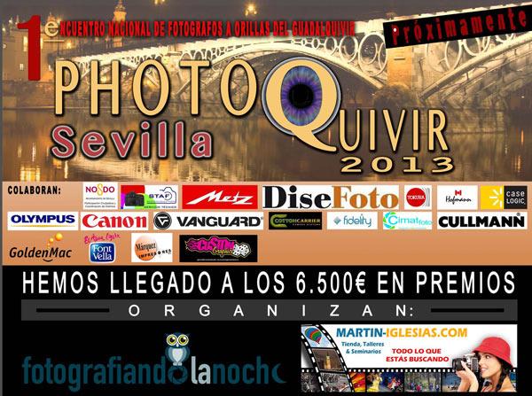 Masterclass en Sevilla. Photoquivir 2013 1