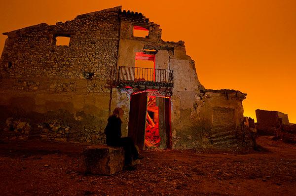 IV edición del pueblo fantasma de Belchite 6