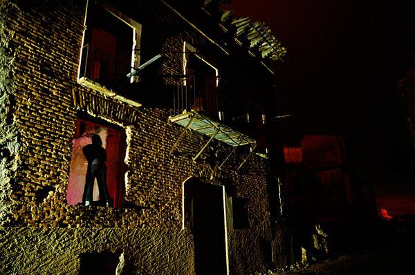 IV edición del pueblo fantasma de Belchite 10