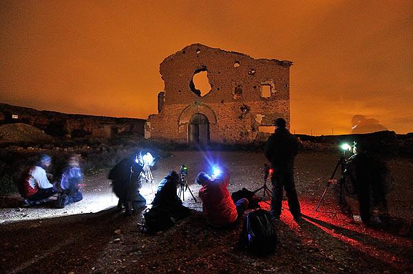 IV edición del pueblo fantasma de Belchite 2