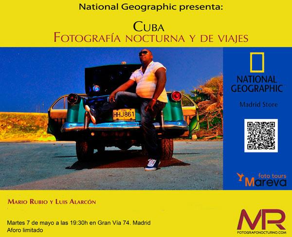 National Geographic presenta el viaje a Cuba 1